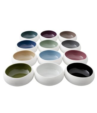 Cosy & Trendy For Professionals Rainbow Bowl D12xh5cm 12 Ass