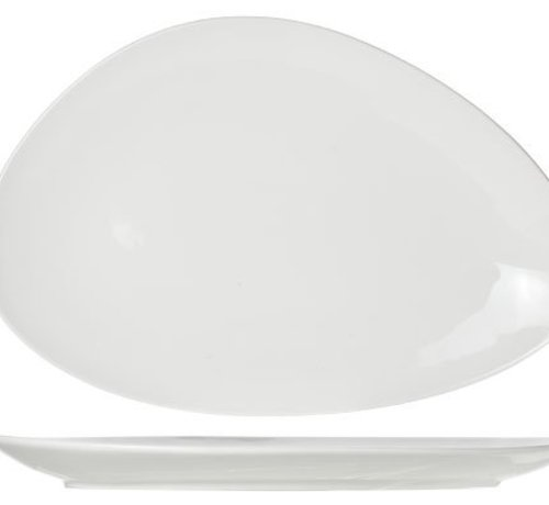 Cosy & Trendy For Professionals Island Flat Plate 37x25cm