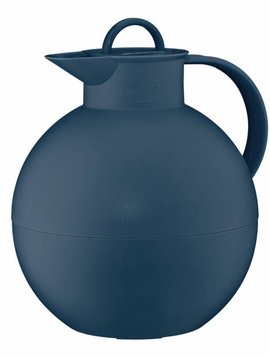 Alfi Kugel Isolierkanne Dark Blue Mat 940ml