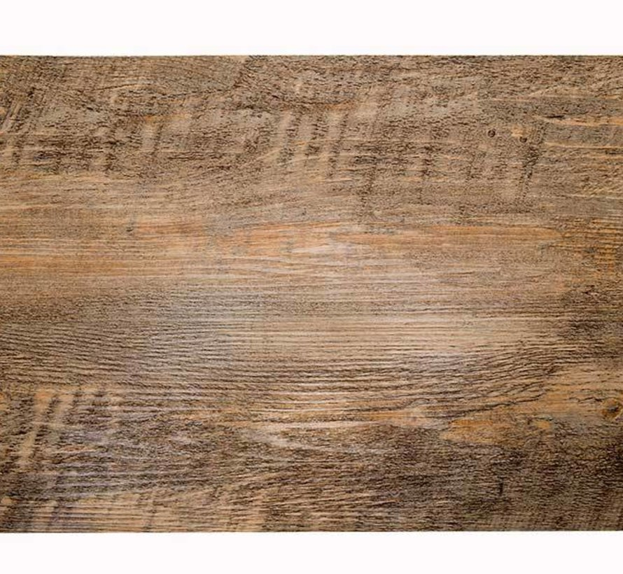 Placemat Wood-look Natural 45x30cm