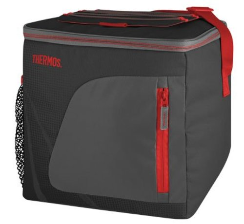 Thermos Radiance  Can Cooler Bag Schwarz - 30l34x28xh32cm- 36 Can - 5h Cold