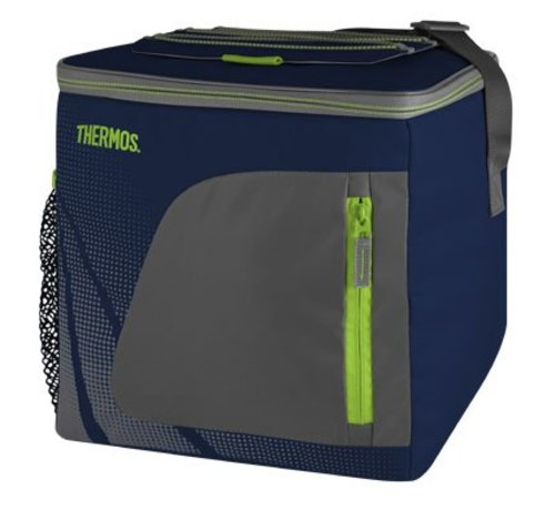 Thermos Radiance  Can Cooler Bag Blau 30l34x28xh32cm- 36 Can 5h Cold