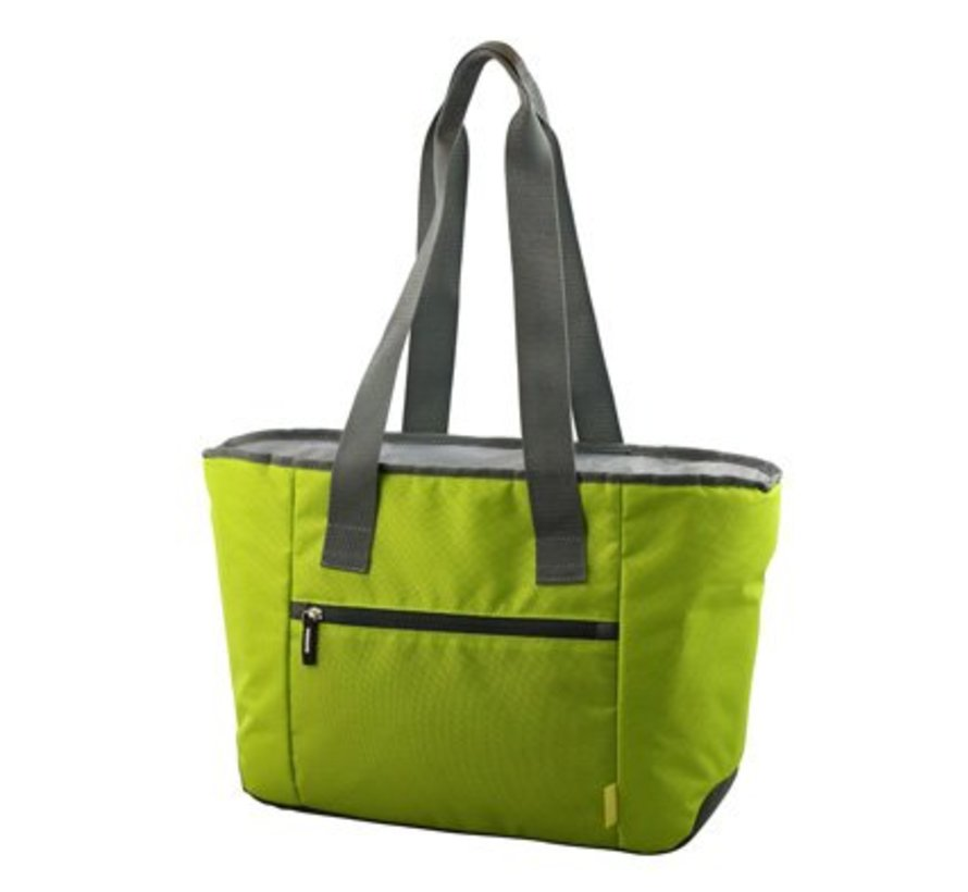 Urban Isolerende Shopping Bag Lime 18l44x16xh28cm - 24can