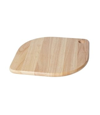 Cosy & Trendy Cutting Board Wood Rhomb 32x24x1,5cmwith 2 Small Holes (set of 12)