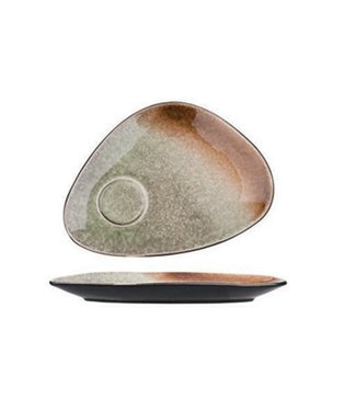 Cosy & Trendy Spuntino Saucer Triangle 22x16cm
