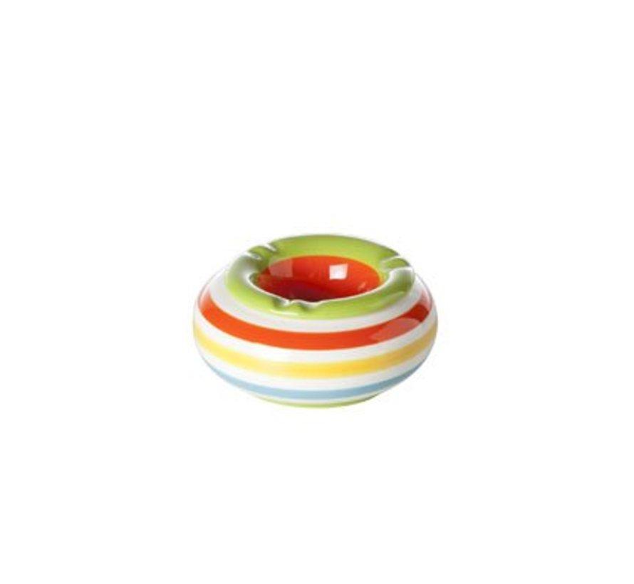 Fumar Orange Asbak D10.5xh5cm