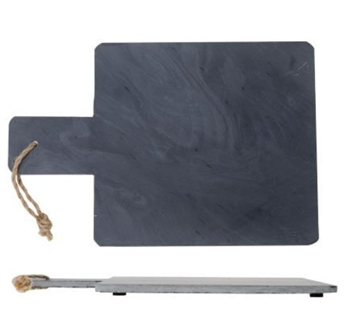 Cosy & Trendy Stick Slate Tray Rectangle 30x20xh1cm