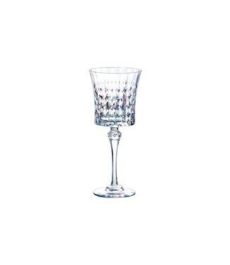 Eclat Lady Diamond - Wine glasses - 19cl - (Set of 6)