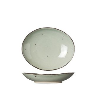 Cosy & Trendy Naboo Oval Plate 19x15.5xh4cm (set of 6)