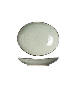 Cosy & Trendy Naboo Ovalplatte 19x15,5xh4cm (6er-Set)