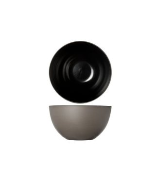 Cosy & Trendy 1350 Black Salad Bowl D24xh13cm (4er Set)