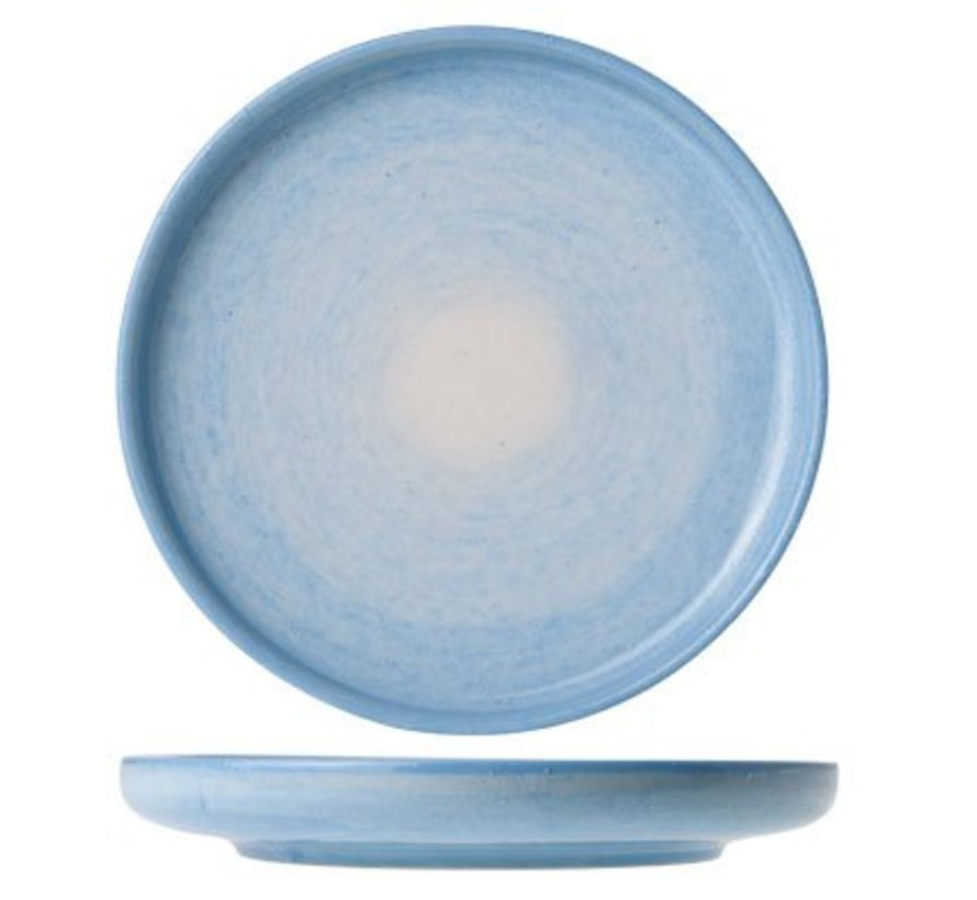 Destino L.blue Broodbordje D15.5cm