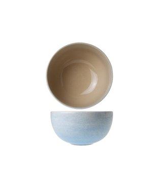 Cosy & Trendy Destino L.blue Bowl D14xh7.5cm