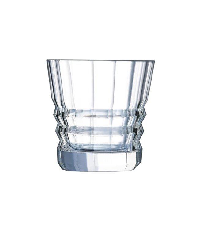 Cristal D'arques Architecte - Tumbler - 38cl - (set van 6)