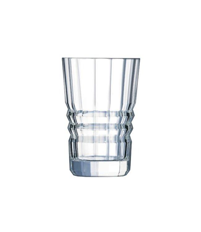 Cristal D'arques Architecte - Waterglas - 36cl - (set van 6)