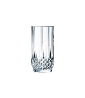 Eclat Longchamp - Waterglas - 28cl - (Set van 6)