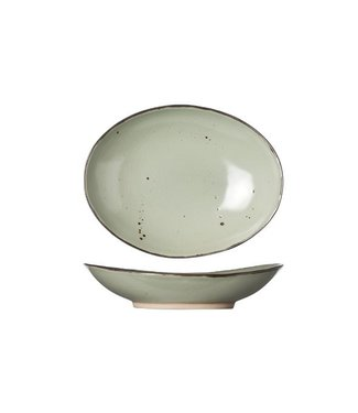 Cosy & Trendy Naboo Oval Plate 21.5x16.5xh5cm