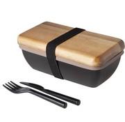 Cosy & Trendy Lunchbox 18x9.5x7cm Met Bestek
