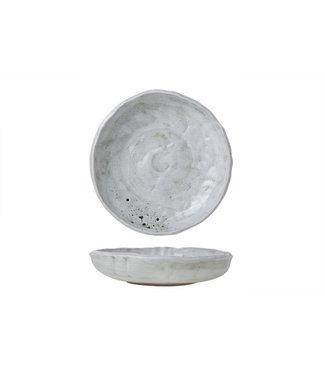 Cosy & Trendy Dolmen - Diepe Borden - Porselein -  D21.5xh5cm - (set van 6)