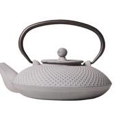 CT Nara Teapot Gray Cast Iron 800ml With filter