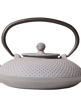 CT Nara Teapot Ghisa grigia 800ml con filtro