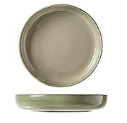 Cosy & Trendy Destino L.green Deep Plate D21.5xh3.5cm