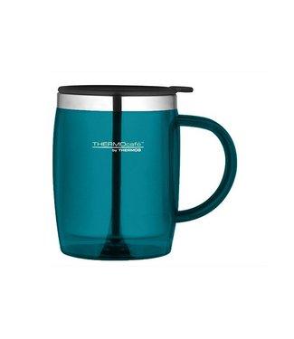 Thermos Desk Mug Lagoon Blauw 0.45 liter 9x9x12cm