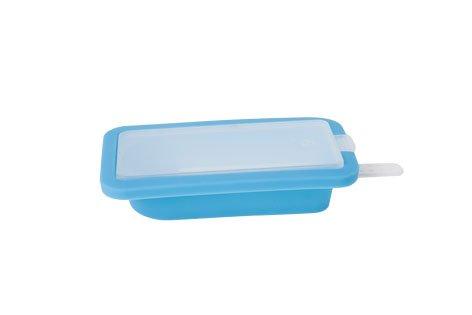 Cosy & Trendy Ijslolly-vorm 11.5x6.3x2.6cm Blauwsilicone