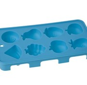 Cosy & Trendy Ice Cube Tray Fruit 20x11x2.5cm Bluesilicone
