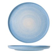 Cosy & Trendy Destino L.blue Dinner Plate D25cm