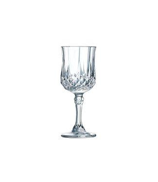 Eclat Longchamp - Wine glass - 17cl - (Set of 6)