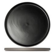 Cosy & Trendy 1350 Black Plate D28xh2cm (4er Set)
