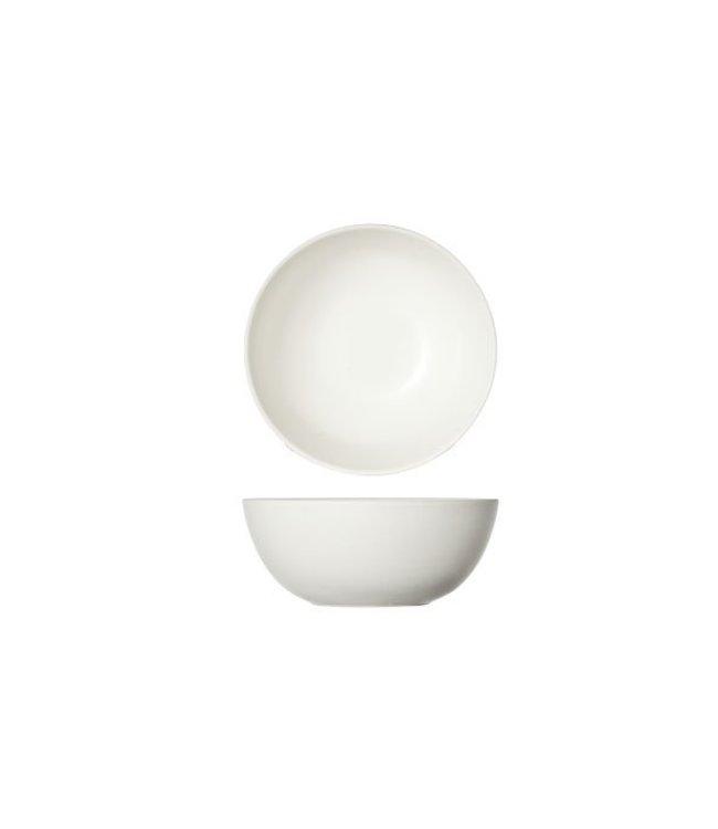 Cosy & Trendy 1350 White Kommetje D12xh5cm 30cl (set van 6)
