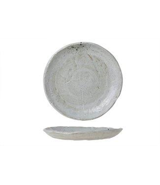 Cosy & Trendy Dolmen Dessert Plate D20cm - Ceramic - (Set of 6)