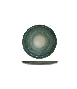 Cosy & Trendy Destino grün Dessertteller D19.5cm (4er-Set)
