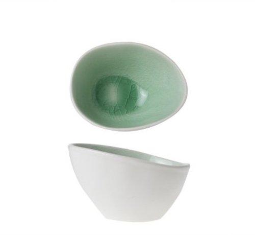 Cosy & Trendy Spirit Green Kommetje Ov. 10.5x8xh6cm