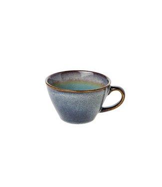 Cosy & Trendy Divino Koffiekopje D10xh6.3cm - 22cl Aardewerk - (Set van 6)