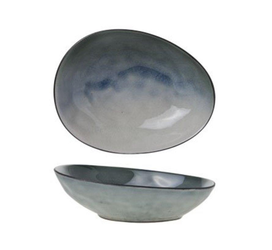 Spiaggia Oval Dish 16x12cm