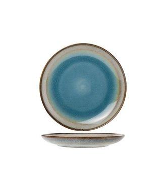 Cosy & Trendy Divino Dessertbord  Aardewerk - D21.5cm (set van 6)