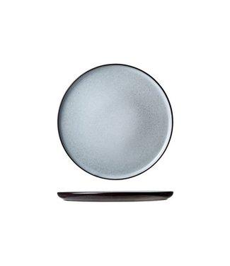 Cosy & Trendy Ciel-Bleu - Dinerborden -  Keramiek - D27,5cm - (set van 4)