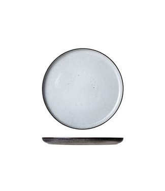 Cosy & Trendy Ciel Bleu Dessertborden - Aardewerk - D22cm  (Set van 6)