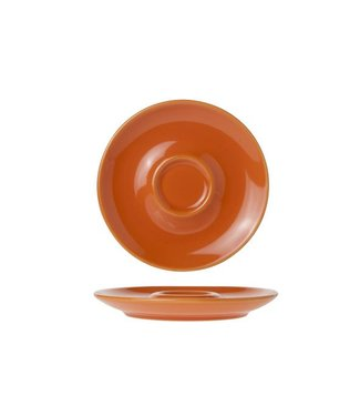 Brandless Bola Orange Espressoschotel D12.5cm