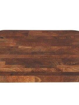 CT Cutting Board Mango Wood Rt-round43.6x25x3cm