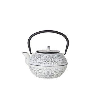 Cosy & Trendy Takayama Teapot White 1.2l cast iron