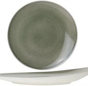 Cosy & Trendy For Professionals Chrome Green Plat Bord D27cm
