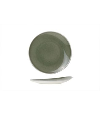 Cosy & Trendy For Professionals Chrome Green Dessertbord D21cm