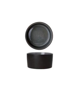 Cosy & Trendy 'Laguna Blue-gray' bowl D11.5xh6cm (set of 6)