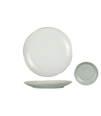 Cosy & Trendy Oleada Mint Dinner Plate D27cm