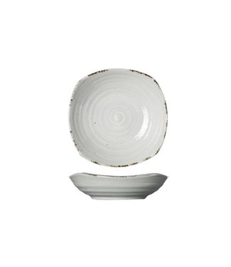 Cosy & Trendy Avalon Square Dish 15x15xh4cm (set of 6)