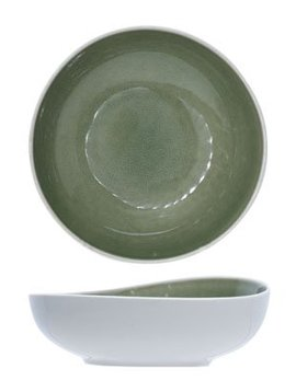 Cosy & Trendy For Professionals Chrome Green Deep Plate D22cm